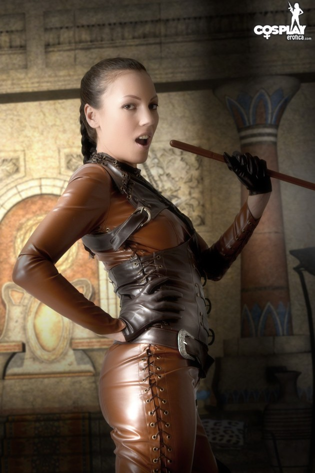 Mord Sith cosplay by Devorah
