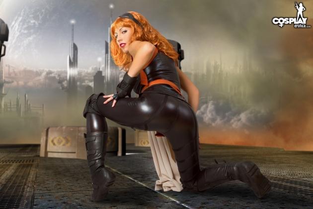 Mara Jade cosplay